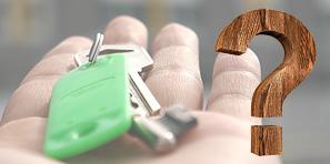 Frage: Wie erfolgt die Übergabe des Hauses bei An- und Abreise?