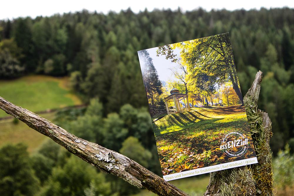 Ferienhaus Enztalblick im Nordschwarzwald - essENZiell - Ausgabe 2020-09-10